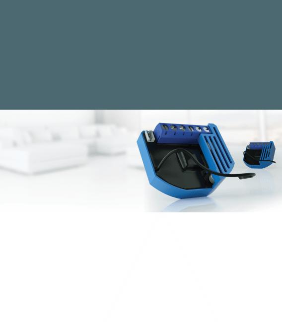 Qubino Roller Shutter DC Plus [ZMNHOD1]