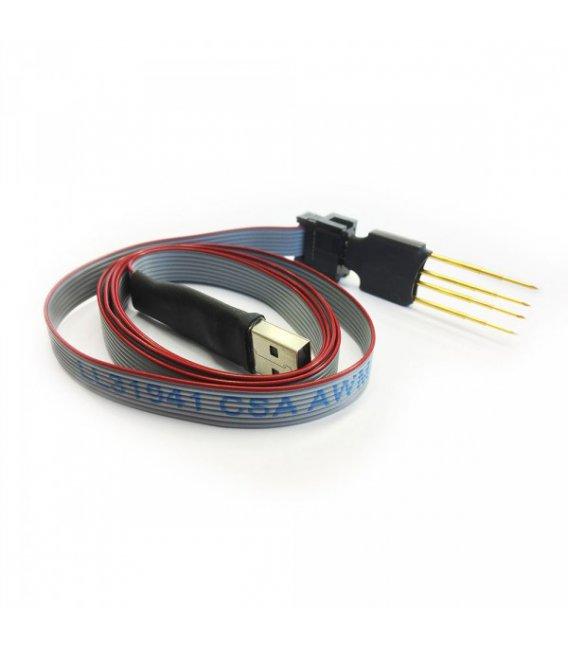Kábel pre Softvérovú aktualizáciu termostatov Heatit