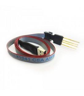 Kabel pro Softwarovou aktualizaci termostatů Heatit