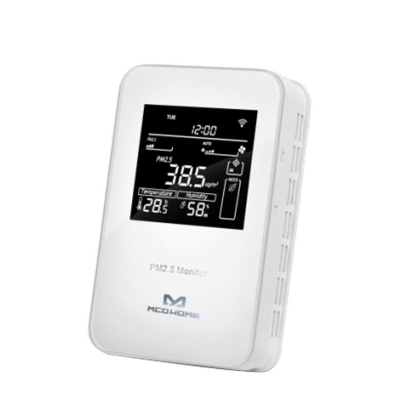 Mco Home Pm2 5 Sensor Air Quality Mcohome Pm2 5 Monitor