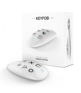 Prenosný ovládač - FIBARO KeyFob (FGKF-601 ZW5)