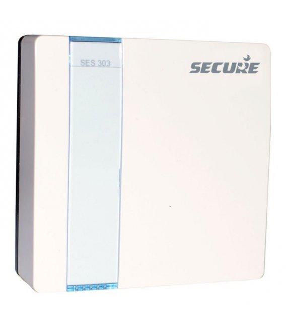 Secure SES303 Senzor Teploty a Vlhkosti Gen5