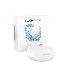 Záplavový senzor - FIBARO Flood Sensor (FGFS-101 ZW5)