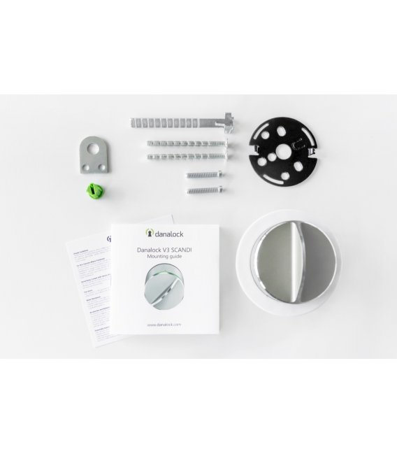 Danalock V3 Inteligentný zámok Bluetooth & Z-Wave