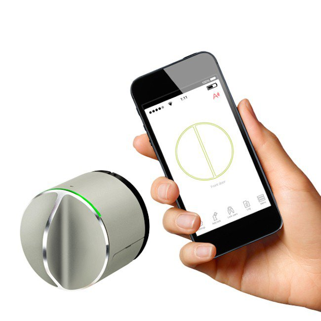 Danalock V3 Smart Lock Bluetooth Amp Z Wave Smart Door