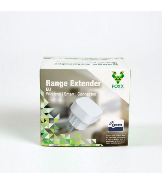 FOXX Range Extender Z-Wave Repeater