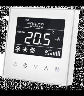 MCO Home Fan Coil Termostat - 4 Potrubný