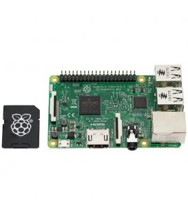 Raspberry Pi 3 Model B 1GB so 16GB SD Kartou NOOBS