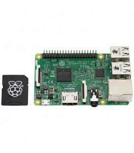 Raspberry Pi 3 Model B 1GB with 16GB SD Card NOOBS