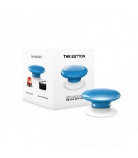 Fibaro Button - Blue (FGPB-101-6)