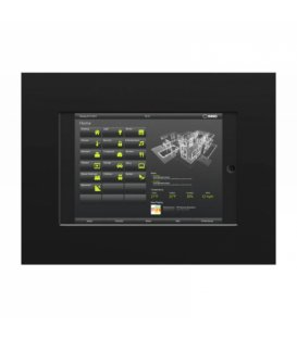 INNO PICCO Čierny pre iPad Air/Air2 a iPad 5. generáciu