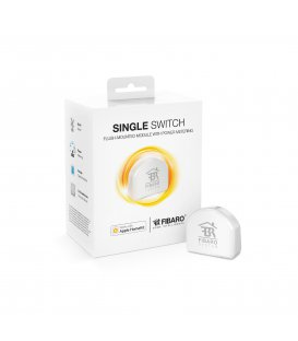 HomeKit spínací modul - FIBARO Single Switch HomeKit (FGBHS-213)