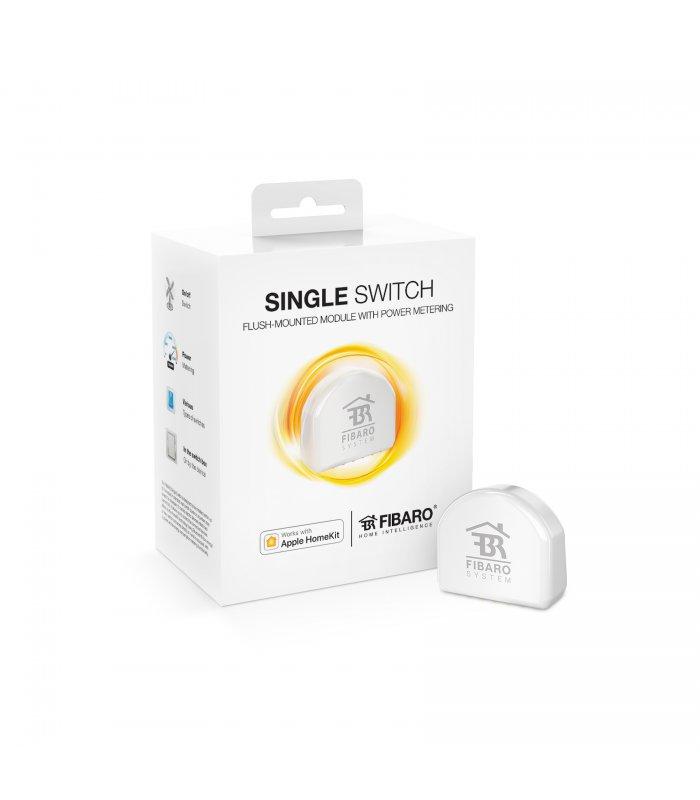 Fibaro Single Switch Homekit Fgbhs 213 Fibaro Single
