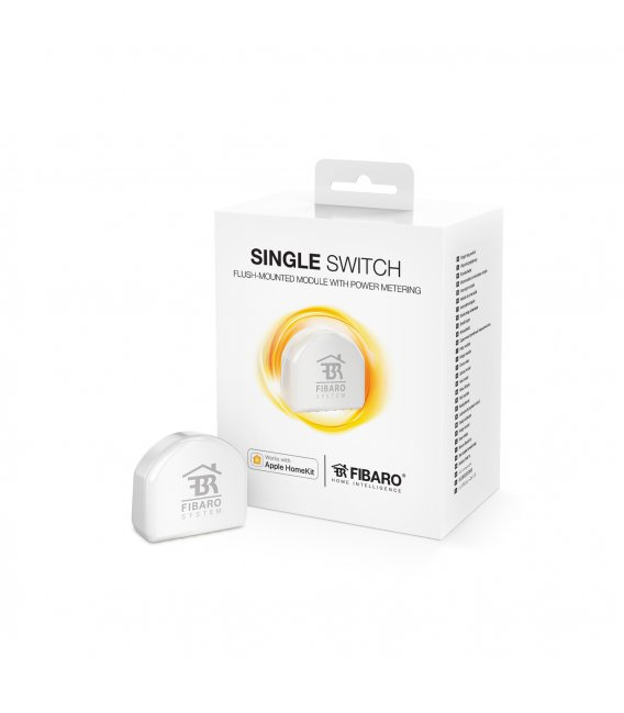 HomeKit Fibaro Single Switch (FGBHS-213)