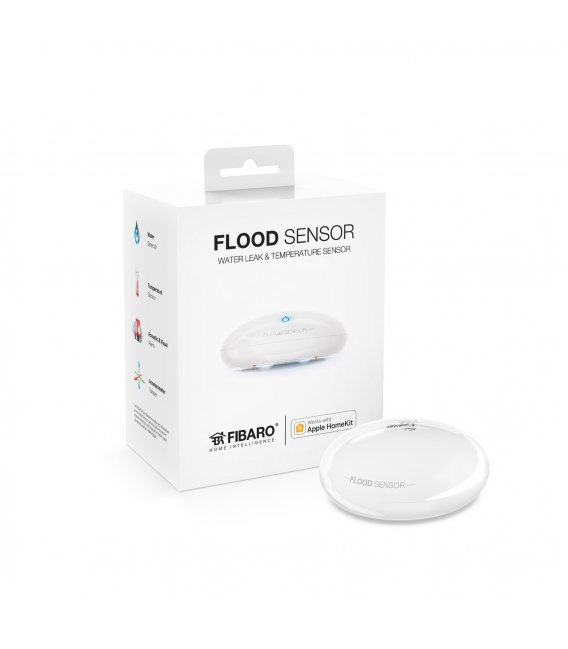 HomeKit Fibaro Flood Sensor (FGBHFS-101)