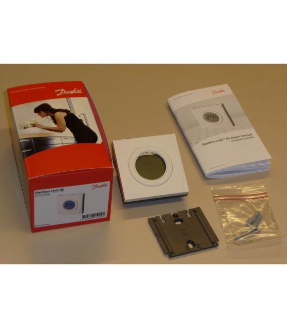 Danfoss Link RS Room Sensor (014G0158)
