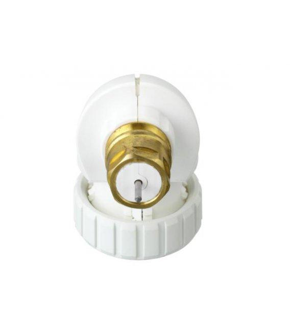 Danfoss rohový adaptér pro ventily RA (013G1350)