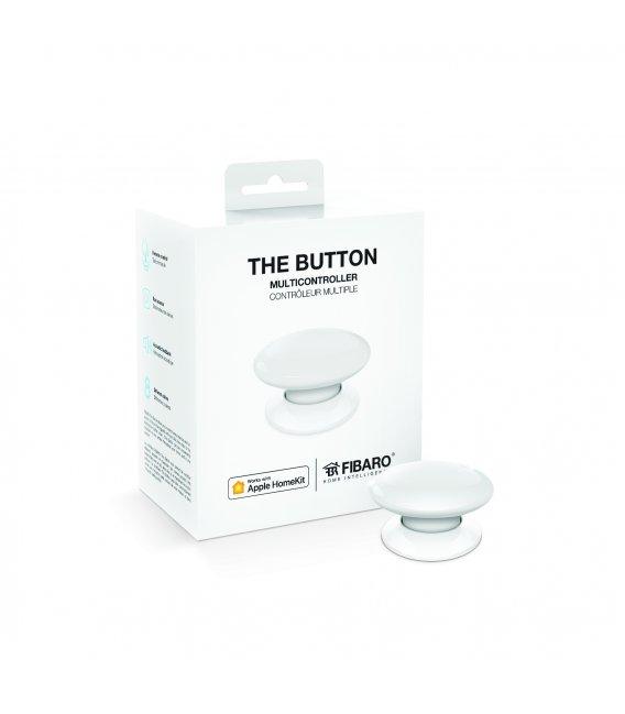 Fibaro Button HomeKit - Biele (FGBHPB-101-1)