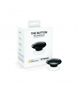 HomeKit ovládač scén - FIBARO The Button HomeKit (FGBHPB-101-2) - Čierne