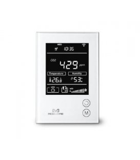 MCO Home CO2 Senzor - 230VAC - Z-Wave Plus