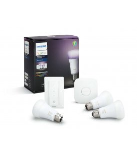 Philips HUE White and Color ambiance Starter Kit 10W E27