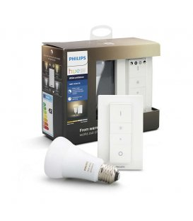 Philips HUE White ambiance Light recipe Kit 9.5W E27