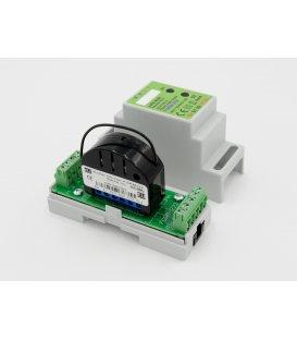 euFIX R222 DIN adaptér (s tlačítkem)