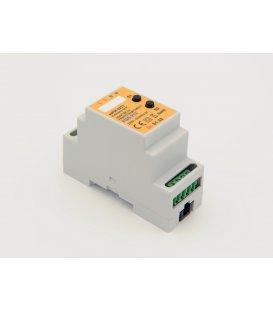 euFIX S213 DIN adaptér (s tlačítkem)