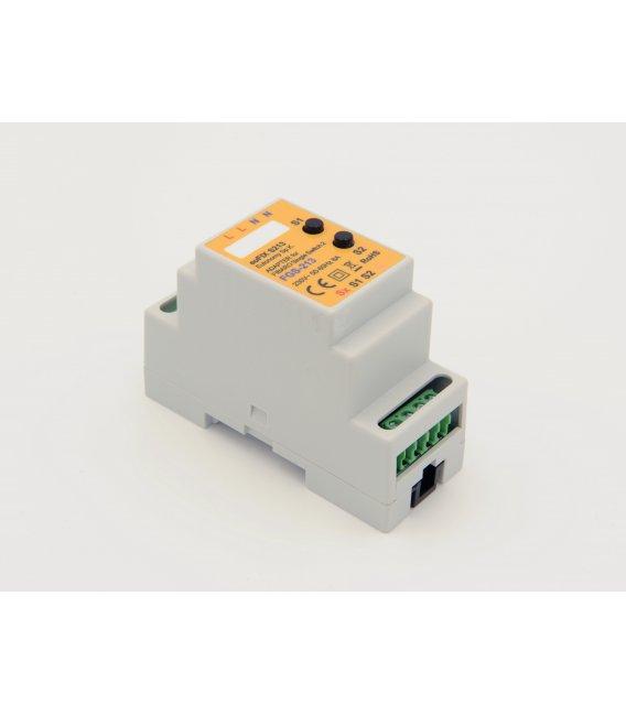euFIX S223 DIN adaptér (s tlačítkem)