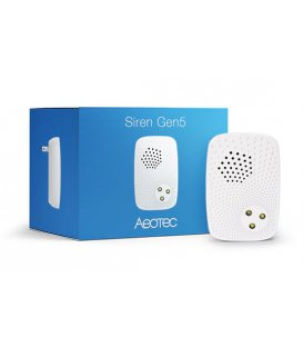 Aeotec Indoor Siren with Backup Battery