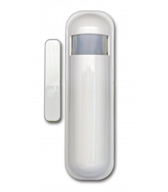 Philio 4-v-1 Senzor - Dveří / oken, teploty, jasu, pohybu