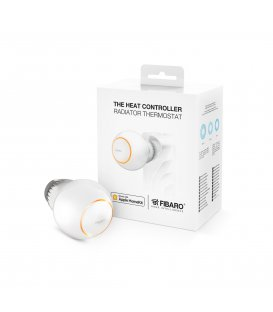 FIBARO Radiator Thermostat Head HomeKit (FGBHT-001)