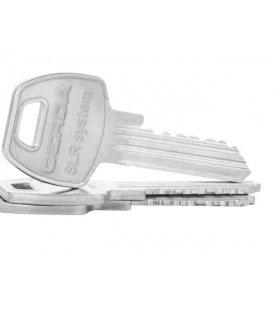GERDA náhradný kľúč pre Danalock zámky, 1ks