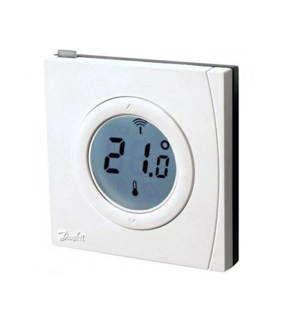 danfoss home link rs thermostat 014g0580 danfoss link room sen. Black Bedroom Furniture Sets. Home Design Ideas