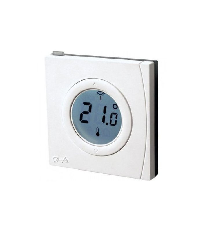 danfoss home link rs thermostat 014g0580 danfoss link room sens. Black Bedroom Furniture Sets. Home Design Ideas