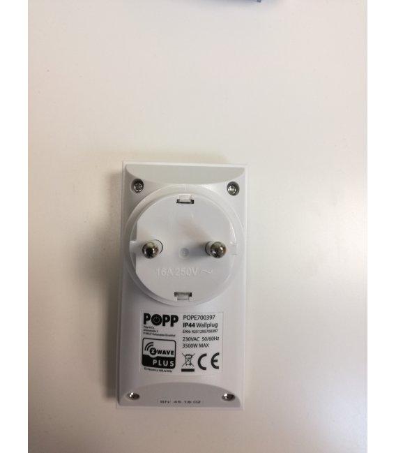 POPP Smart Outdoor Plug (Schuko)