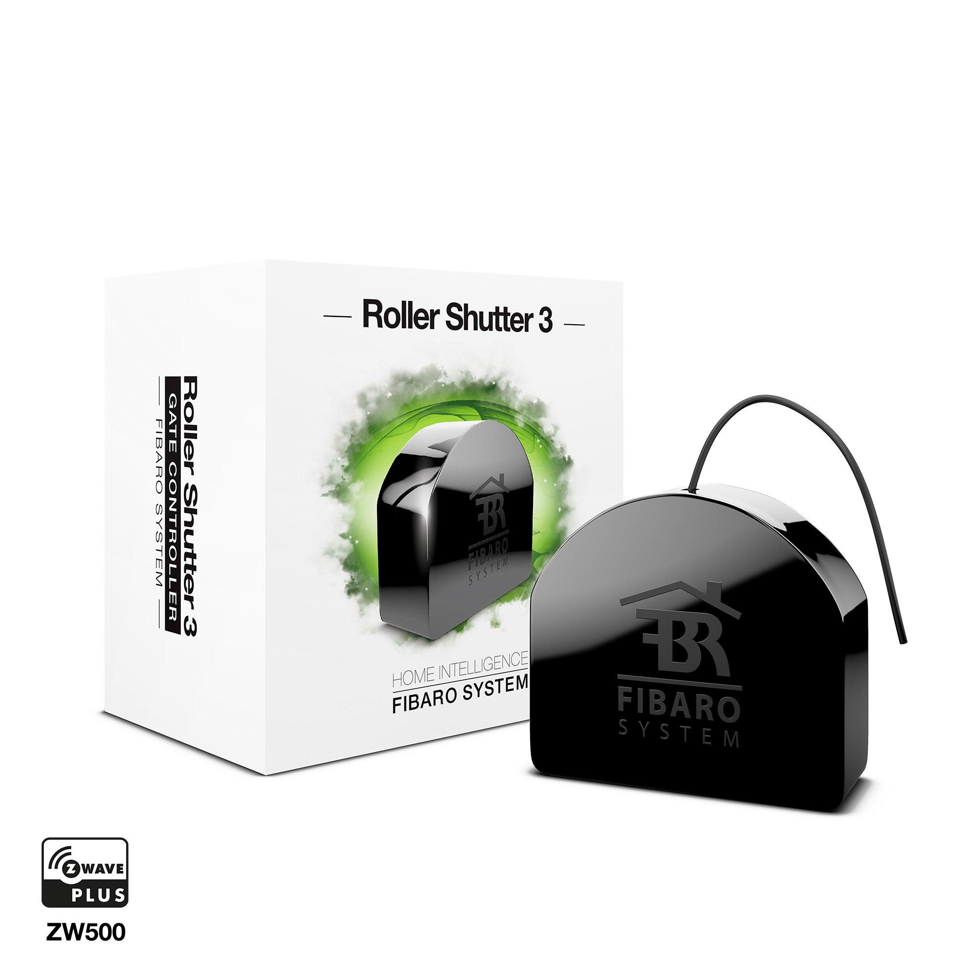 Fibaro Roller Shutter 3 Fgr 223 Is Z Wa Rolling Motor Control