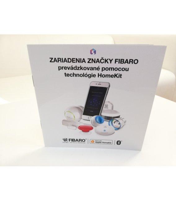 FIBARO HomeKit Produktový Katalóg SK