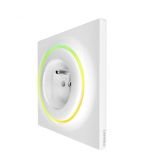 Fibaro Walli Outlet type E (FGWOE-011)