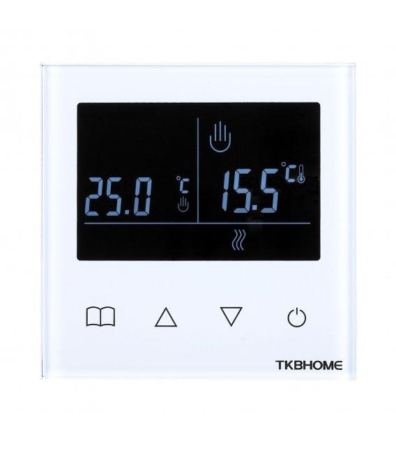 TKB Dotykový Termostat pre Elektrické Podlahové Kúrenie (TZE93.716)