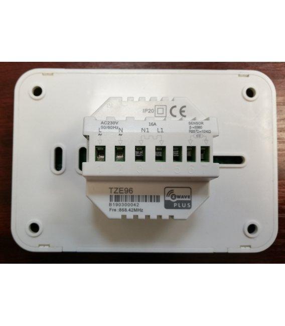 TKB Termostat - Dotykový panel pre Elektrické Podlahové Kúrenie (TZE96.716)