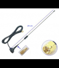 Z-Wave antenna with magnetic stand (29cm, 5.0dBi gain)