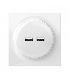 Fibaro Walli N USB Outlet (FGWU-021)