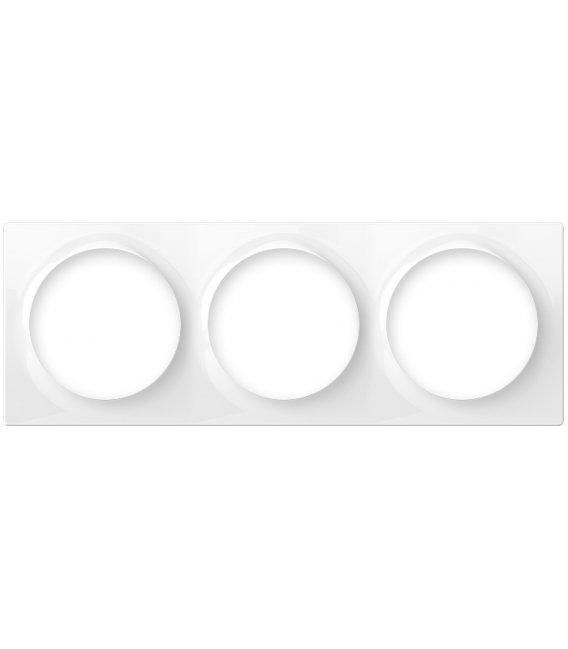Fibaro Walli Triple Cover Plate (FG-Wx-PP-0004)