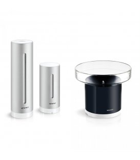 Netatmo Urban Weather Station + Rain Gauge