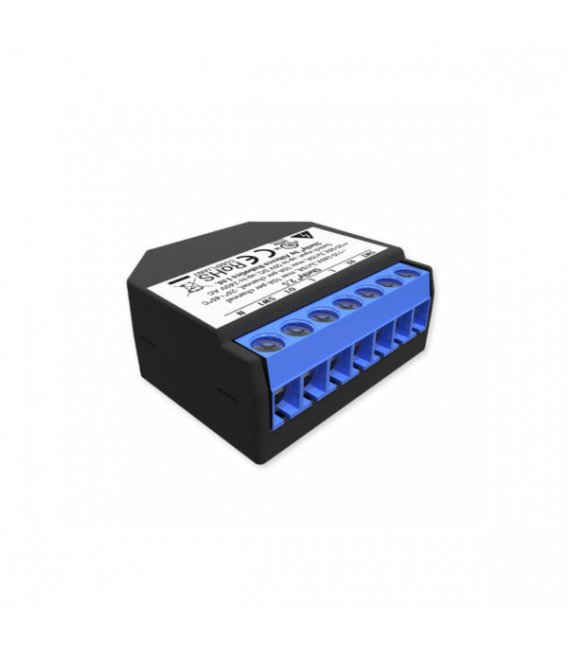 Shelly 2.5 - Double Relay Switch/Roller Shutter with power metering 2x 10A (WiFi)