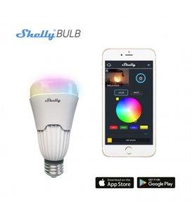 Shelly Bulb - inteligentní RGBW žárovka (WiFi)