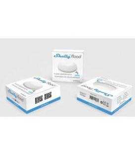 Shelly Flood - záplavový senzor s měřením teploty (WiFi)