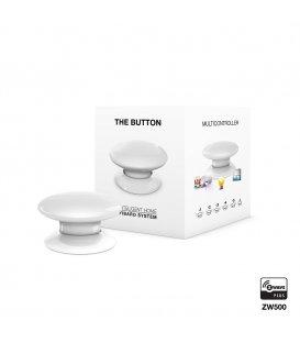 Ovládač scén - FIBARO The Button (FGPB-101-1 ZW5) - Biele - Použité