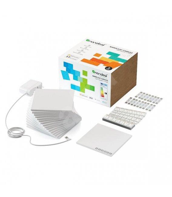 Nanoleaf Canvas Smarter Kit (17 Light Squares)